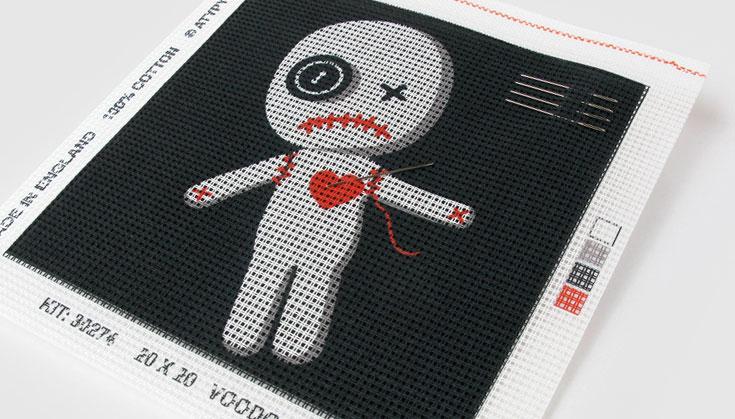 Il kit per il voodoo casalingo di Atypik