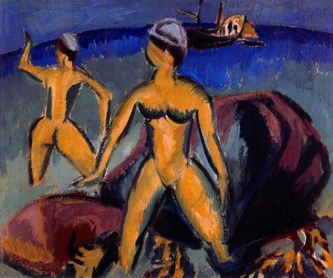 Kirchner in mostra al Museo MAN di Nuoro