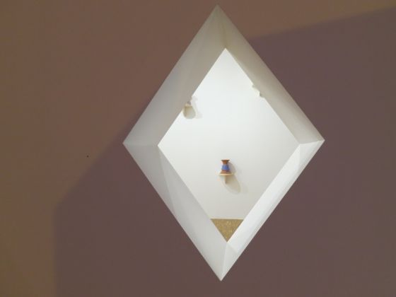 Marc Camille Chaimowicz – Maybe Metafisica - exhibition view at La Triennale, Milano 2016