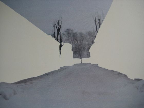 Miroslaw Balka, A Crossroads in A, 2006 - Courtesy the artist & Galleria Raffaella Cortese, Milano