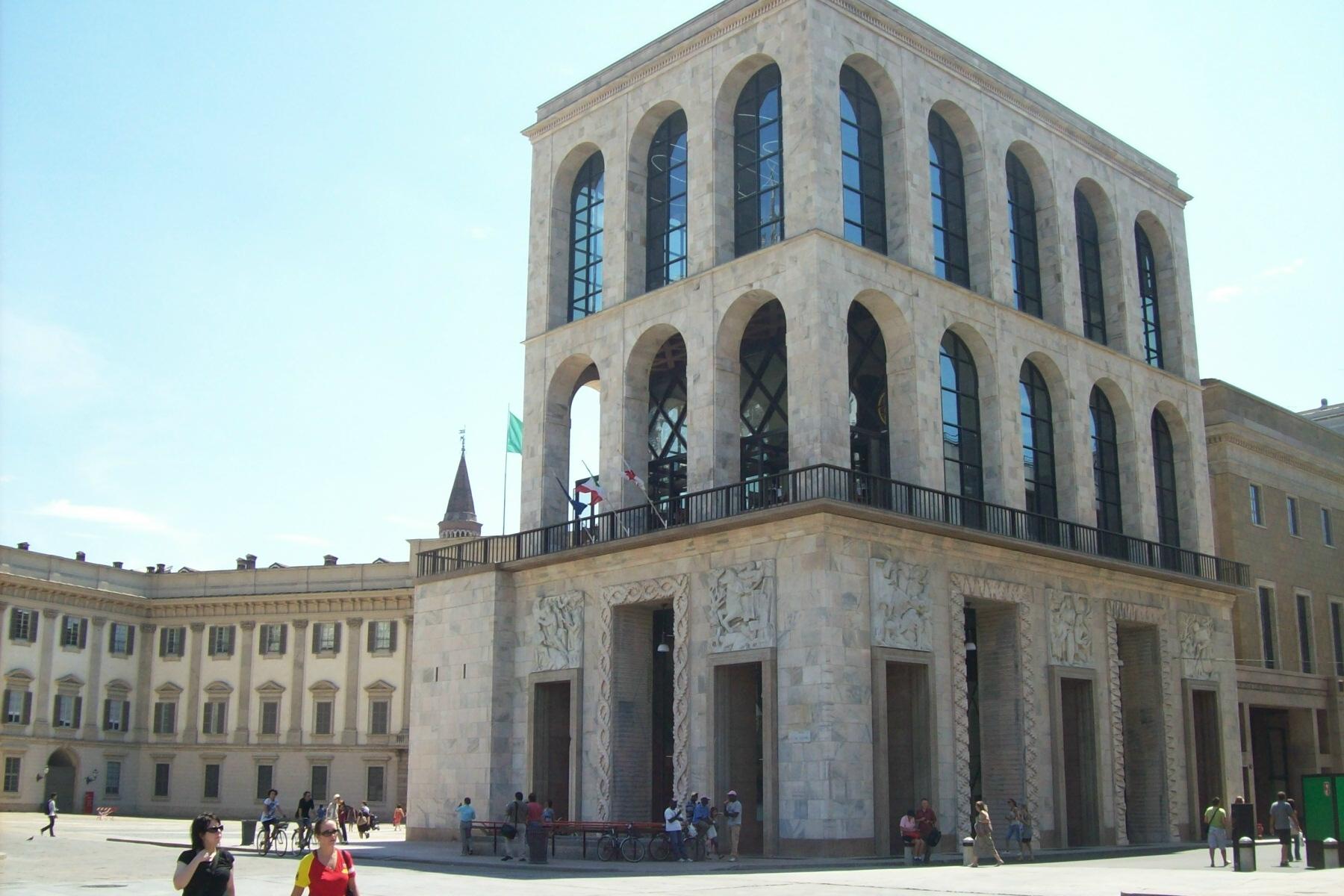 Il Museo del Novecento di Milano