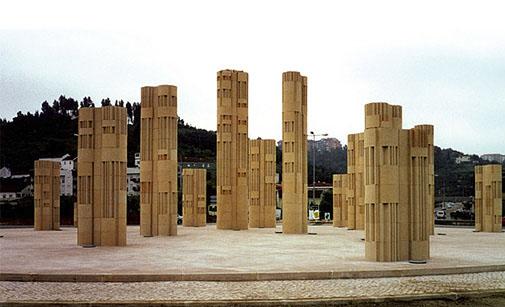 Nino Caruso, La Rotunda, Coimbra