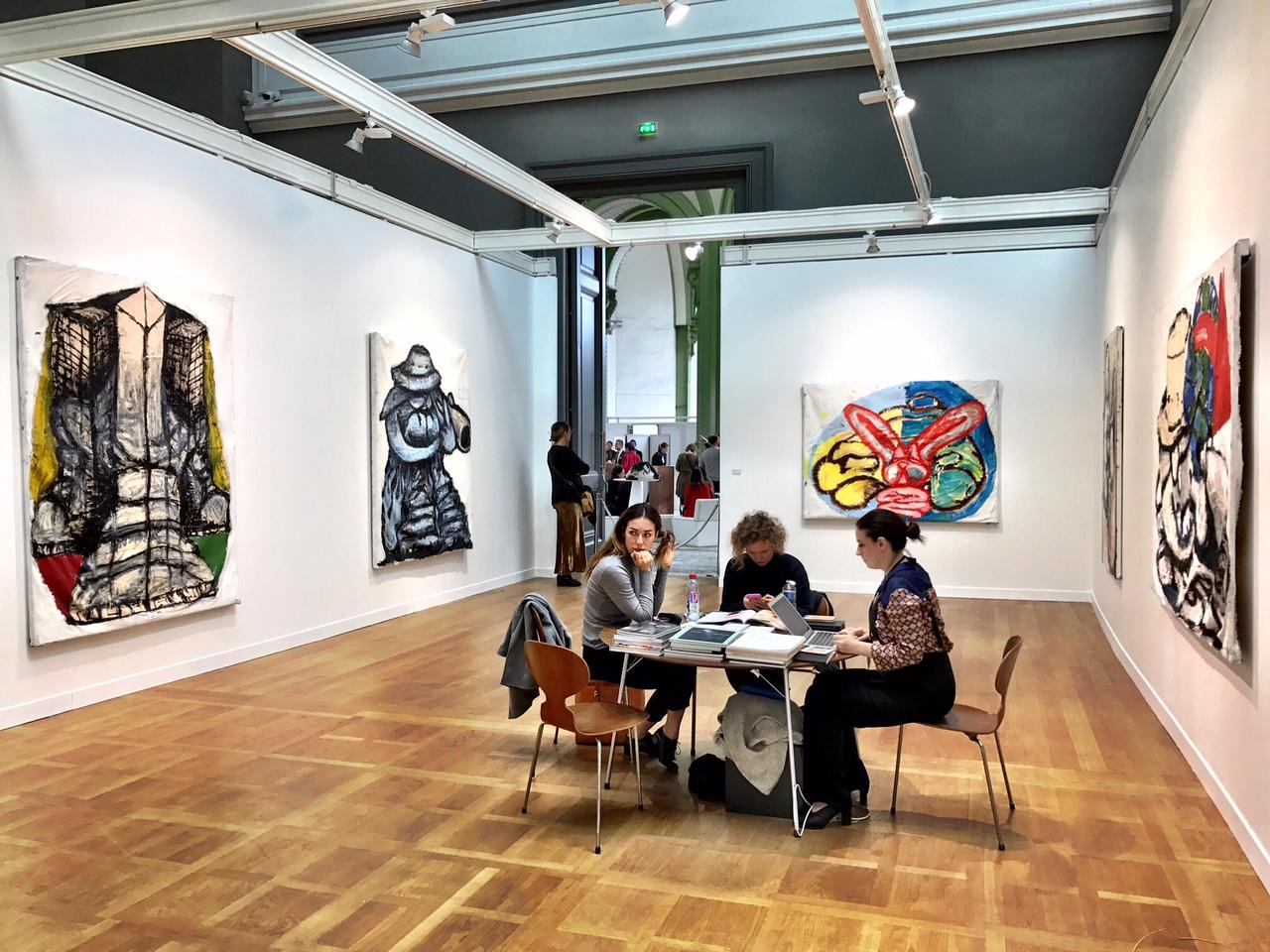 Parigi, FIAC 2016. La sezione dedicata alle giovani gallerie