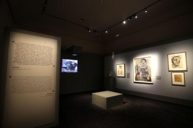 Picasso. Figure (1906-1971), exhibition view at AMO, Verona 2016, photo Davide Lolli per Arthemisia Group