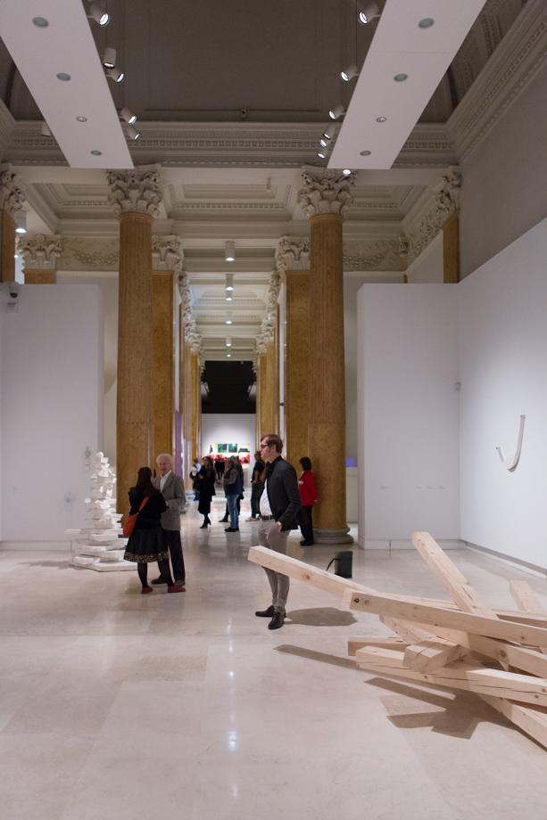 Quadriennale d'Arte, Roma 2016 (foto Giovanni de Angelis)