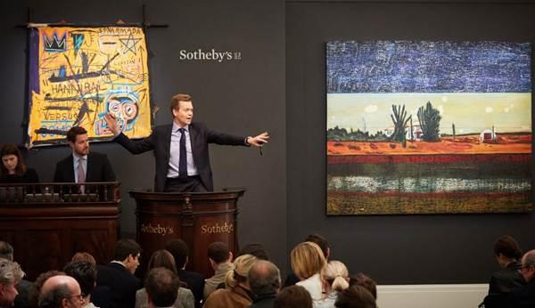 Sotheby's, l'asta di Londra a ottobre 2016
