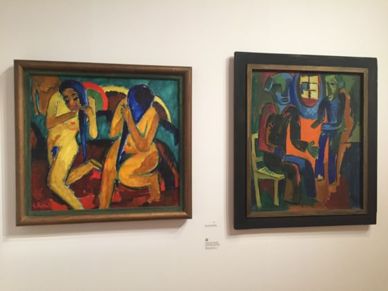 The Power of the Avant-Garde. Now and Then, Bozar, Bruxelles - Karl Schmidt-Rottluff