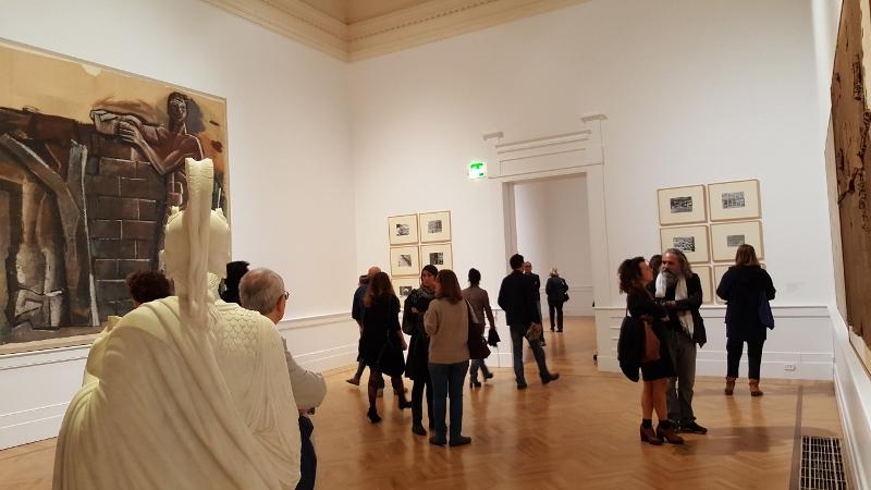 170 artisti per la nuova mostra alla galleria nazionale d for Mostra della casa moderna udine