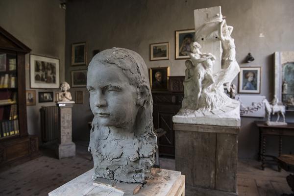 Ciprian Mureşan al Museo Canonica, Roma
