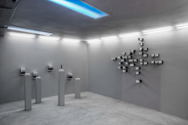 #01 feat. Alessandro Cannistrà, Contemporary Cluster, Roma
