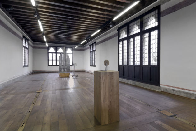 Ad libitum – Michele Spanghero – exhibition view at TRA - Ca' dei Ricchi, Treviso 2016