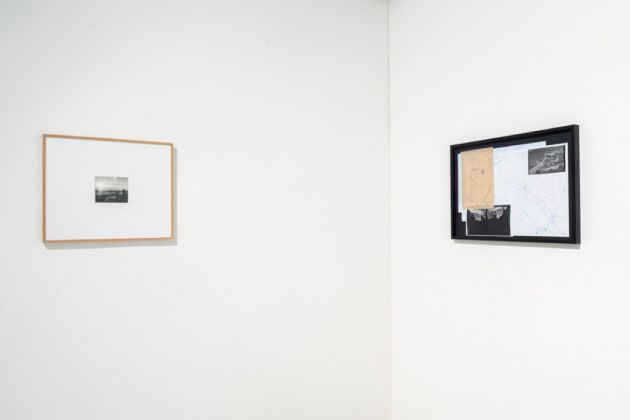 Antonio Rovaldi - 41.4376°N 112.6685°W (The distance between where I left from and where I'm at is infinite), Michael Hoepfner - Walks Retracing A Snowleopard, Courtesy Galleria Michela Rizzo