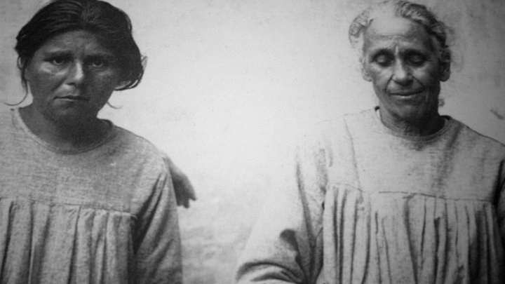 Archivi fotografici, Ospedale psichiatrico Sant'antonio Abate di Teramo