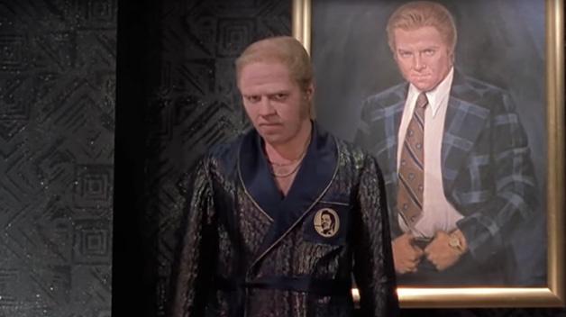 Biff Tannen in Ritorno al Futuro-Parte II (Robert Zemeckis 1989)