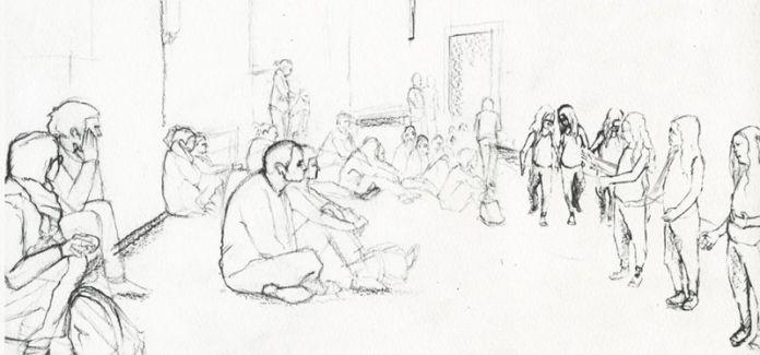 Carte blanche à Tino Sehgal, Parigi 2016