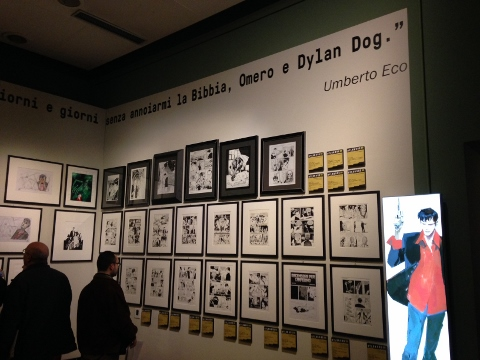 Dylan Dog 30 - Pinacoteca Albertina, Torino (2) (480x360)