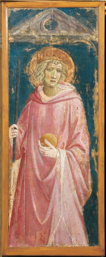 Giovanni di Marco di Giovanni, detto Giovanni dal Ponte, San Miniato, 1425 ca. – Firenze, Abbazia di San Miniato al Monte