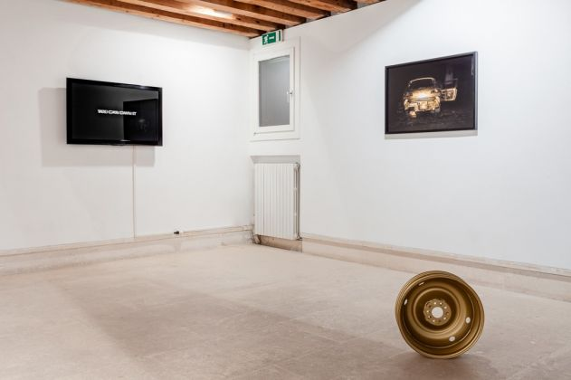 Good Night, and Good Luck! - exhibition view at A plus A Gallery, Venezia 2016