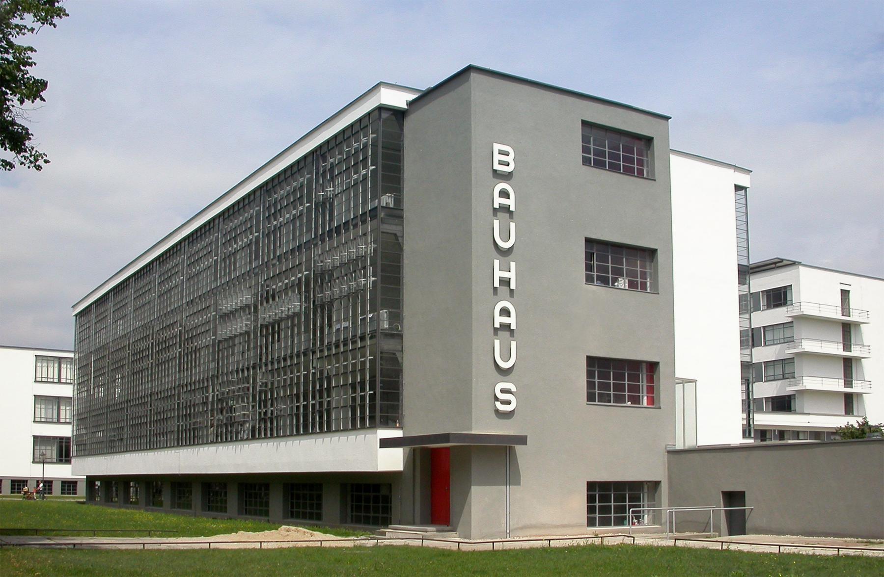 Il Bauhaus a Dessau