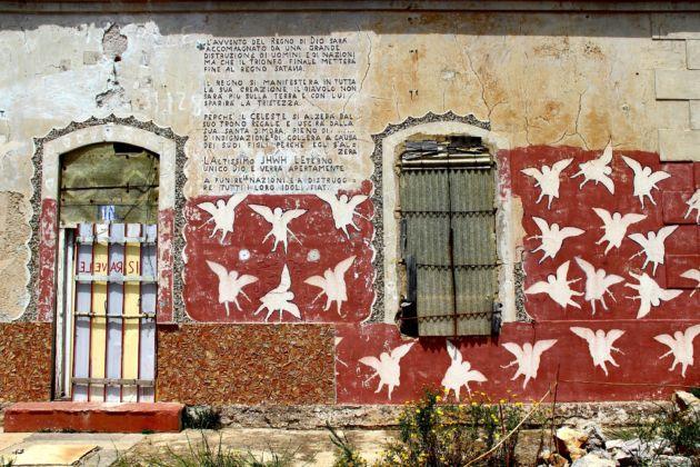 Il Semaforo borbonico di Israele, a Pizzo Sella, palermo - ph. Giuseppe Mazzola