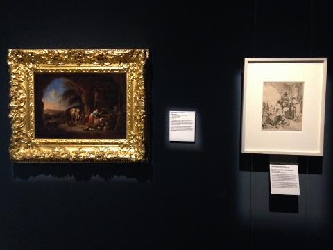 L'occhio fedele. Incisori olandesi del Seicento, Musei Reali - Galleria Sabauda, Torino