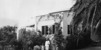 La villa di Thomas Mann a Los Angeles