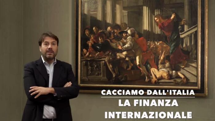 Lo spot di Tomaso Montanari per il No al Referendum Costituzionale
