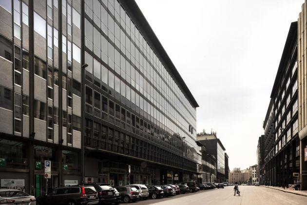 Luigi Caccia Dominioni, Corso Europa, Milano - photo Filippo Romano