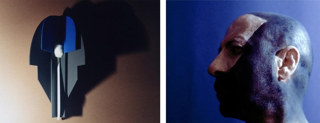 Michele Zaza, Apparizione segreta, 2002 - Courtesy Galleria Giorgio Persano