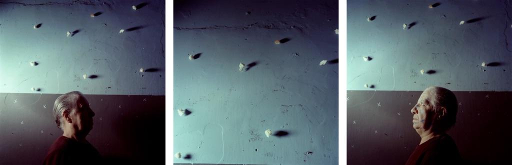 Michele Zaza, Cielo segreto, 1977 - Courtesy Galleria Giorgio Persano