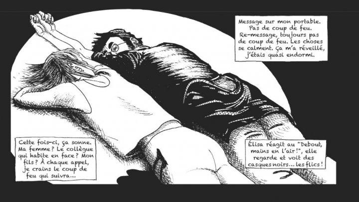 Mon Bataclan, del graphic designer Fred Dewilde