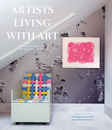 Stacey Goergen & Amanda Benchley – Artists living with art – Abrams
