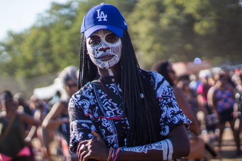 Afropunk, foto di Francesca Magnani