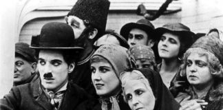 Charlie Chaplin, The Immigrant