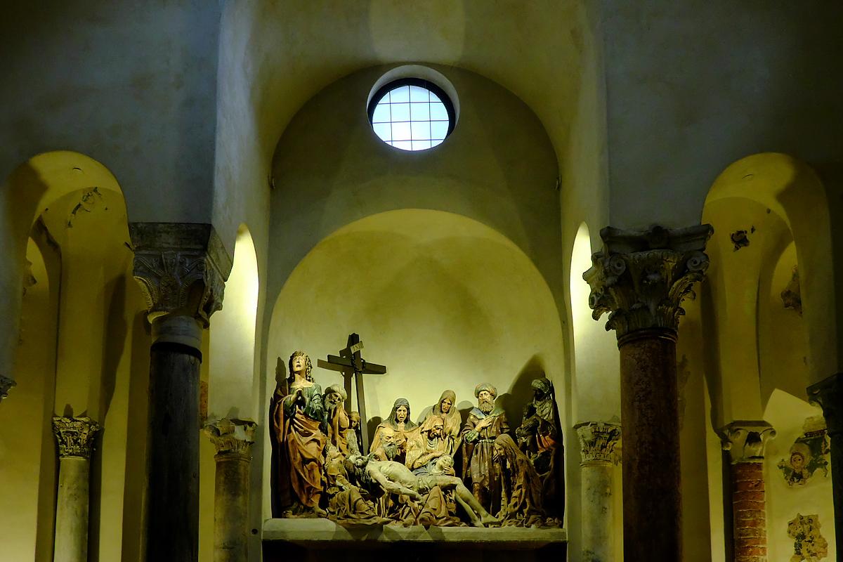 Chiesa di Santa Maria presso San Satiro, Milano © Arch. Giorgio Ripa