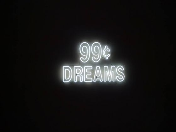 Doug Aitken, 99c Dreams - MOCA, Los Angeles - photo Daniele Perra