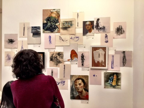 Drawing Room, Madrid, 2016