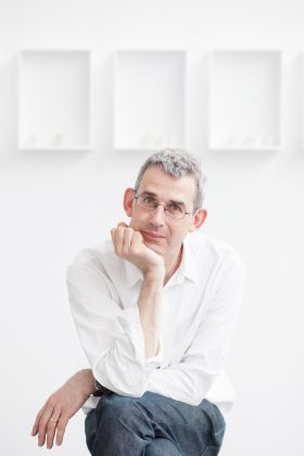 Edmund de Waal - photo Ben McKee, 2015