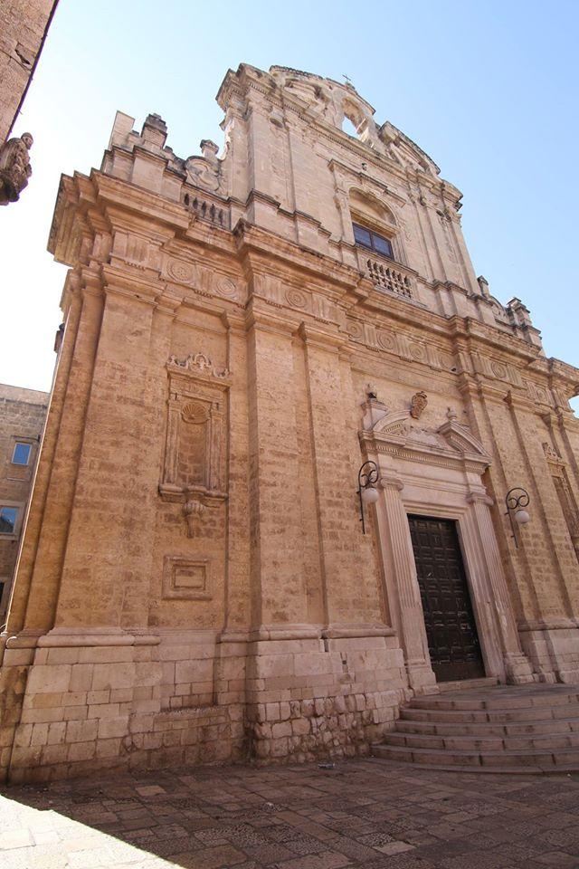 La Chiesa Santa Teresa Dei Maschi, una delle location