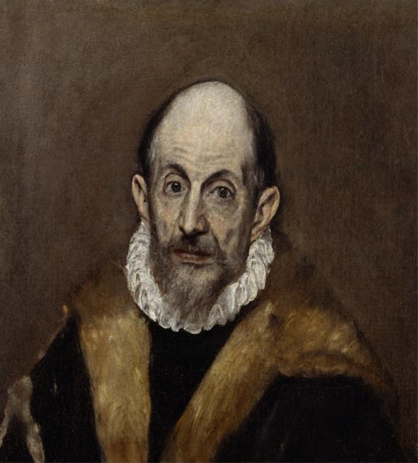 L'autoritratto di El Greco con i segni della malattia