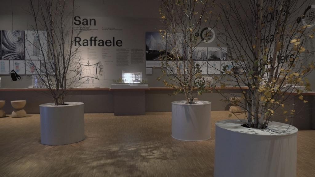Mario Cucinella Architects - Empatia Creativa - exhibition view at La Triennale di Milano, 2016 - photo © Francesco Paolucci