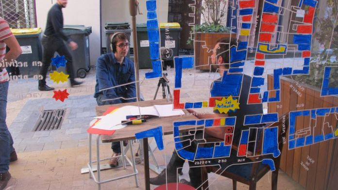 Mostra - laboratorio Human Cities - Challenging the Cities