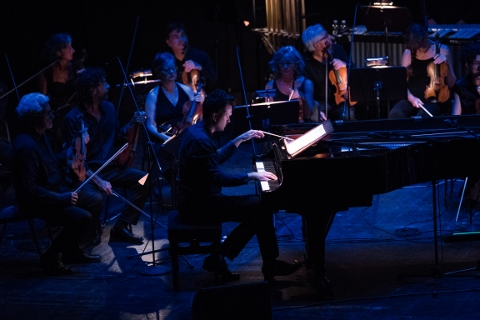 Music for Solaris, Siena - photo Alessandro Albertini (Intersuoni BMU)