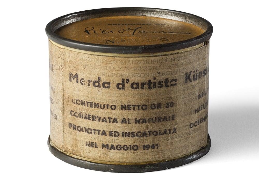 Piero Manzoni, Merda d'artista n. 69