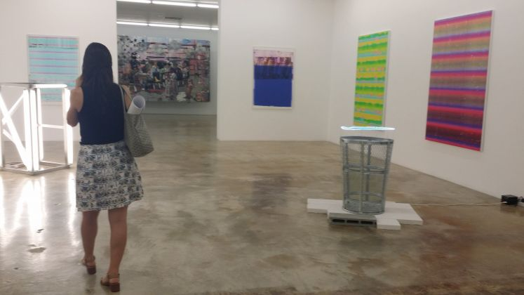 RUBELL, Exhibition view