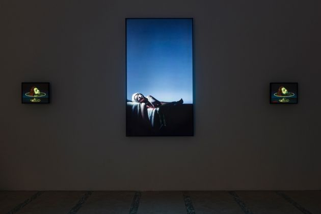 Robert Wilson, Lady Gaga. The Death of Marat - photo tenderinifotografia.com (c) FAI - Fondo Ambiente Italiano - Villa Panza