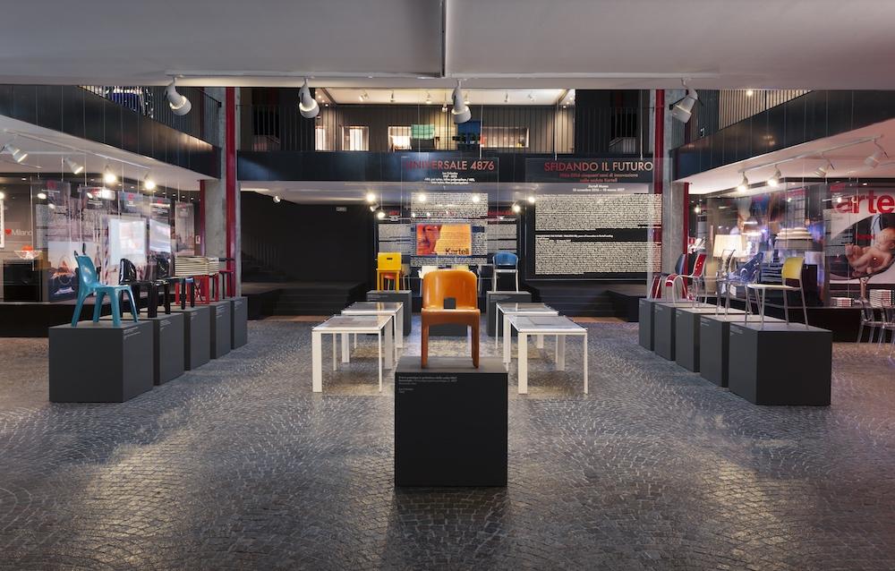 Museo Kartell Noviglio.La Storia Di Kartell In Mostra Artribune