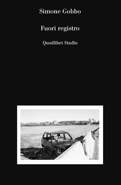 Simone Gobbo – Fuori registro (Quodlibet)