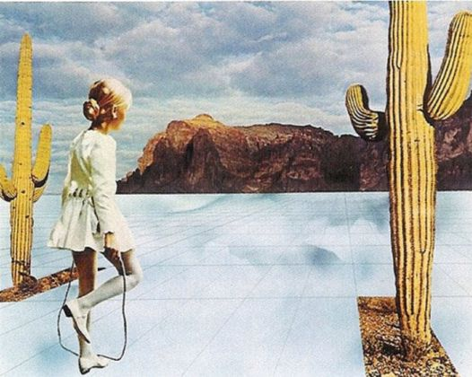 Superstudio, Supersurface, The Happy Island, project, 1971