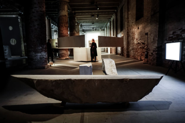 Teresa Moller, Catch the landscape - 15. Mostra Internazionale di Architettura, Venezia 2016 - photo Erika Pisa